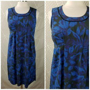 Simply Vera Wang Sheath Dress size 8 floral career